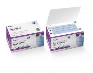 3 Ply Lint Free Facemask