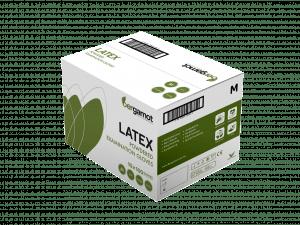 Latex Powdered Examination Gloves