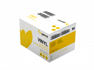 Vinyl Powder Free Gloves